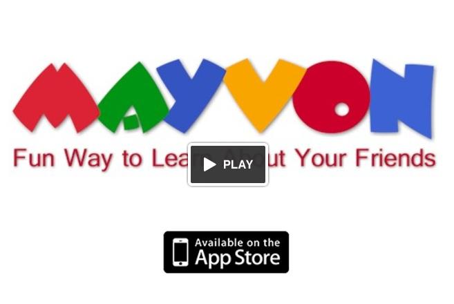 Social Mayvon App by Sy Truong — Kickstarter