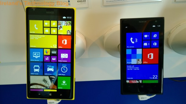 The Lumia 1520 Vs Lumia 1020